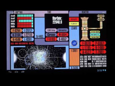 Video of Star Trek Live Wallpaper