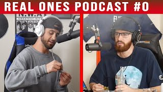Real Ones Podcast EP.0: Gotta Start Somewhere by The Cannabis Connoisseur Connection 420