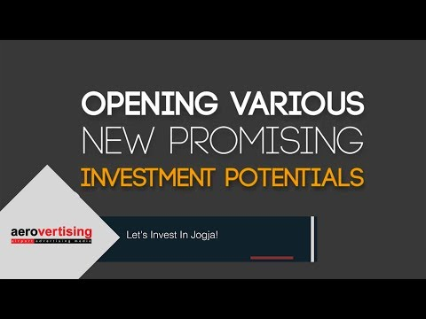 BKPM (Jogja Invest) 2017 - TV Commercial