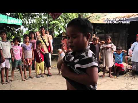 [DTV] Children's Rights group help Manobo children cope