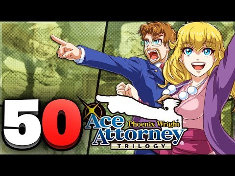 Phoenix Wright Ace Attorney Trilogy HD - Part 50 Ini Miney Justice For All! (Switch)