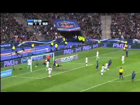 France vs Belarus 3-1 Full Match Highlights 11/09/2012