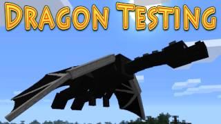 Docm77´s Minecraft Special: Dragon Testing