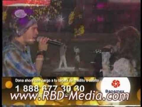 RBD - Teletón 2006 - Este Corazón