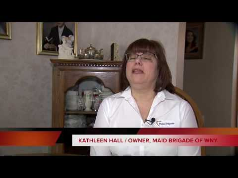 Cleaning help for woman cancer patients