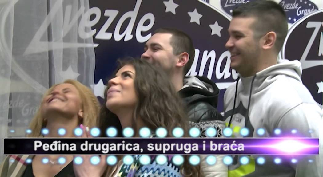 Pedja Vujic – Sta on to ima sto nemam ja i Jos te sanjam – Zvezde granda 2014 – muška grupa