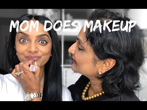 Video My Indian Mom Does My Makeup!!! | Deepica Mutyala download in MP3, 3GP, MP4, WEBM, AVI, FLV January 2017
