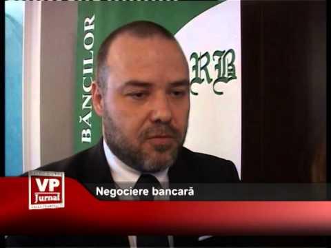 Negociere bancară