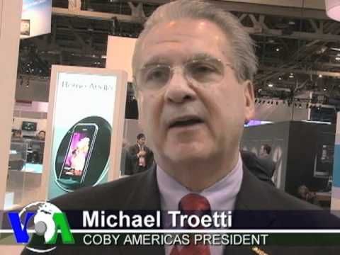 Consumer Electronics Entice Fickle Consumers