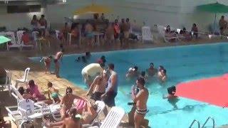 Vamos relembrar o final de semana com Pool Party + Panelão + Saúde no clube ! VEJA O VÍDEO