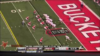 Ryan Shazier vs Wisconsin (2013)