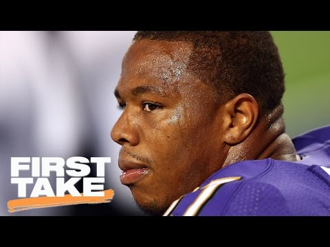 Ray Rice To Appear In NFL Social Responsibility Video | First Take | April 18, 2017