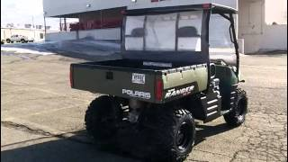7. 2006 Polaris Ranger 700 XP