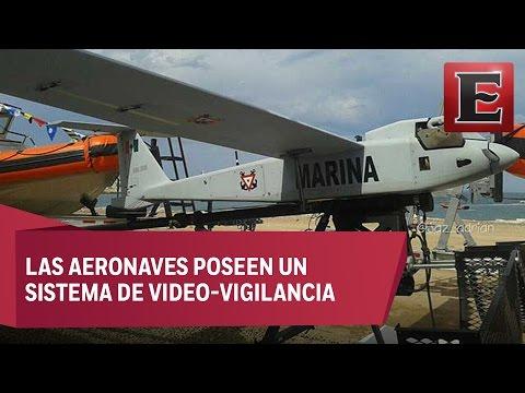 Arranca sistema aéreo no tripulado en México para proteger especies