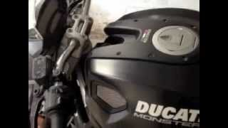 10. Ducati Monter 696 Battery Replacemnet