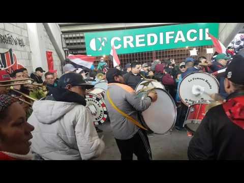 🖤❤🖤Previa funebrera repique a todo ritmo,a San martin vos no venis :Chacarita 0 Gimnasia (J) - La Famosa Banda de San Martin - Chacarita Juniors