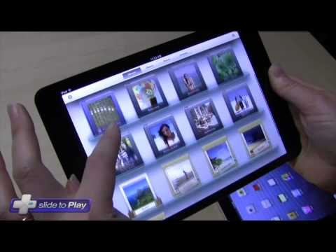 iPad Mini Hands-On Impressions
