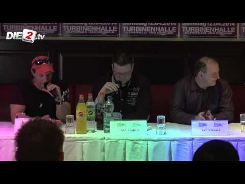 """Pressekonferenz """"Best of Popschlager 2014"""""""