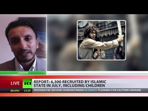 washington - The Islamic State has been increasingly turning to social networks. One extremist posted images of a child decapitating a doll in a re-enactment of the American journalist's execution. The...
