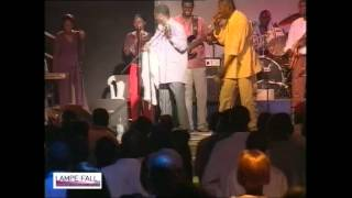 OUMAR PENE ET LE SUPER DIAMANO En Live