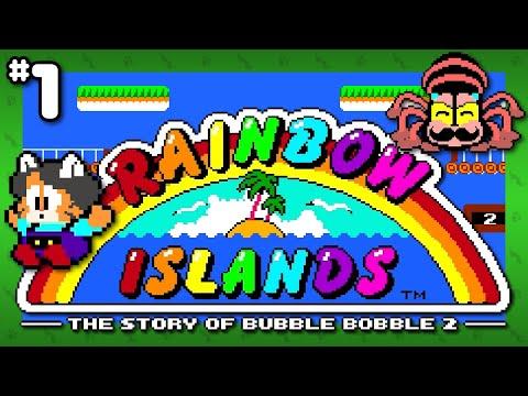 rainbow island amiga 500