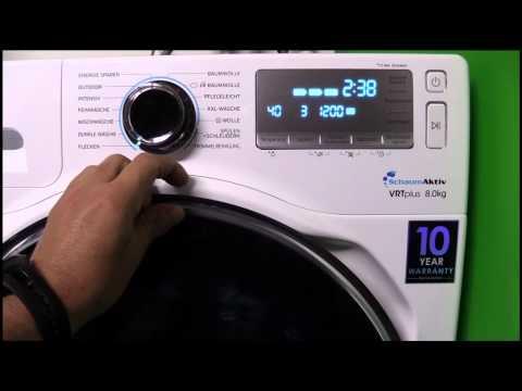 Samsung WW80H7600EW/EG - Waschmaschine / A+++ A / 1600 UpM / 8 kg / BlueCrystal