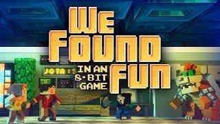 """We Found Fun"" - A Minecraft Parody of Rihanna's We Found Love"