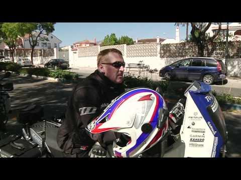 Moto (s) poušť 1. díl - Moto Cestou Necestou
