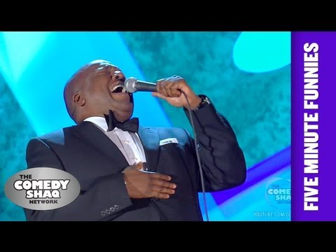 Earthquake⎢OJ is the only man to beat DNA⎢Shaq's Five Minute Funnies⎢Comedy Shaq