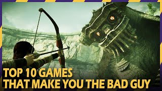 Video 10 games where you turn out to be the bad guy MP3, 3GP, MP4, WEBM, AVI, FLV Juli 2018