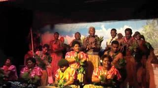 Traditional Fijian