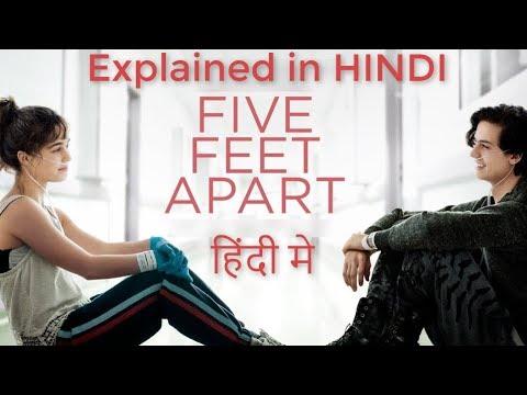 Five Feet Apart 2019 Full Movie Explained in हिंदी मे
