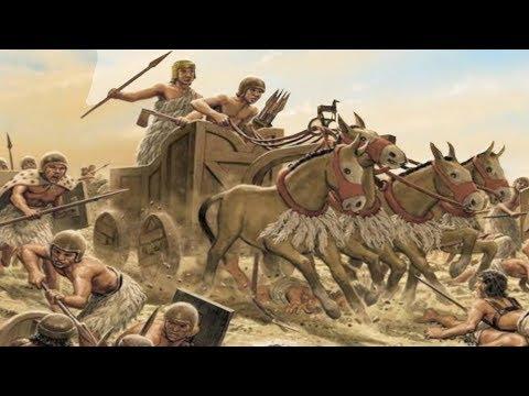 """Mis Videos. """"Evolución de las fuerzas armadas: Sumeria (6000 a.C.-2000 a.C.)"""""""