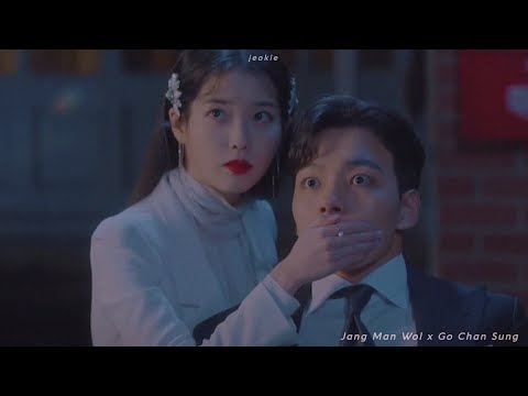 "jang man wol x go chan sung ""Fire On Fire"" FMV •hotel del luna"