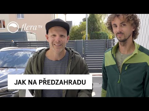 Jak na předzahradu | Návštěva realizace 1. díl  | Flera TV