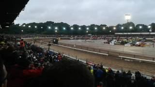 Brisca Stockcar F1 World Final 2016 Coventry First laps