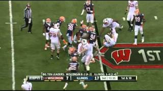 Whitney Mercilus vs Wisconsin 2011