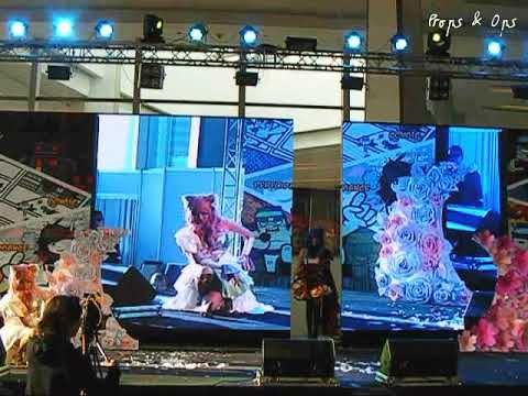Thailand Comic Con Cosplay Performance Contest Team 05 – Senki Zesshou Symphogear G
