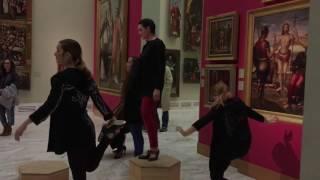 Museo de Bellas Artes: Investigación en Danza