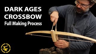 Video Dark Ages Crossbow - Full making process MP3, 3GP, MP4, WEBM, AVI, FLV Juni 2019