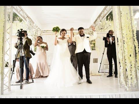 Top Billing Preview | DJ SOX wedding | Swati Mandela | Temi Stalling