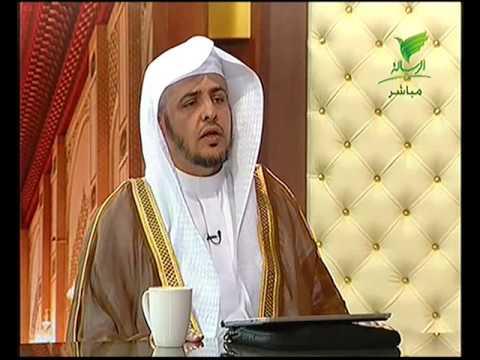 تعليق الشيخ المصلح حول نعمة الأمن والإشادة بدور الأجهزة الأمنية في تحقيقه.