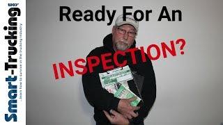 Video How to Handle a D.O.T. Inspection Like a Boss MP3, 3GP, MP4, WEBM, AVI, FLV Juni 2019