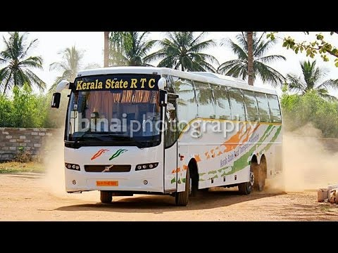 Kerala Bus - The Kerala State Road Transport Corporation (KSRTC) is gearing up to take possession of 10 state-of-the-art Volvo multi-axle buses from Bangalore for service...