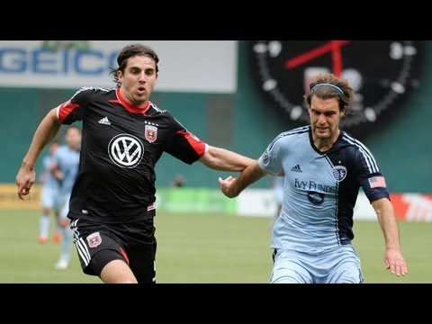 DC - D.C. United look to rebound from the bottom of the table with a win when Sporting Kansas City visits RFK Stadium. Subscribe to our channel for more soccer content: http://www.youtube.com/subscript...