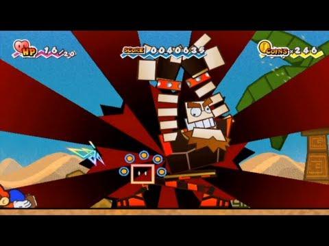 Super Paper Mario - Episode 4