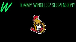 Will Tommy Wingels be suspended for his Game 5 hit?