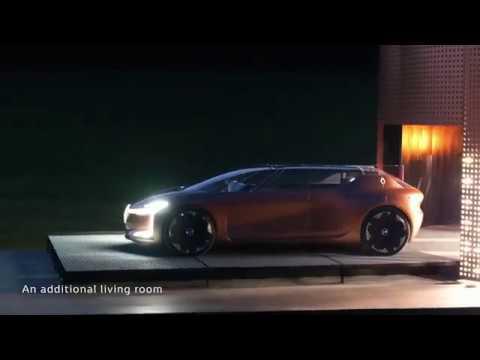 سيّارة رينو، أو غرفة جلوس عصريّة؟!