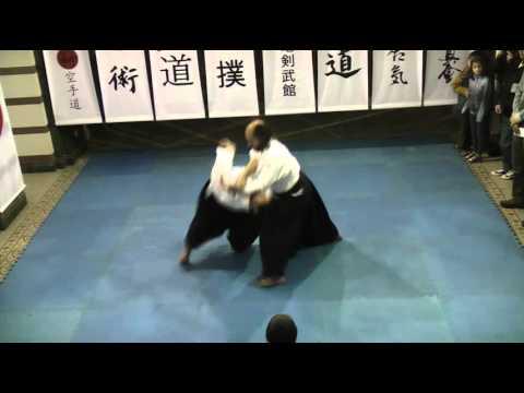 Айкидо в деня на Японската култура