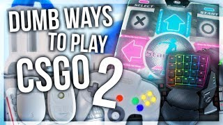 I've already planned a number 3 for this series. These videos are actually so fun to make and I bet it's fun for you seeing a fat guy on a dance pad. :-)https://csgoroll.com/promo/ANOMALYhttps://wildcase.com/promo/ANOMALYAlso over here is the worlds best site in the entire world ever to be witnessed by anyone in the world: https://csoffer.me/